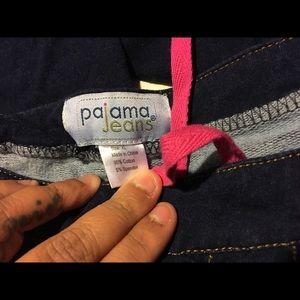 xl pajama jeans